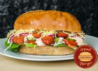 Árpád Burger | Giant Árpád Gurmet Burger | Menu24.hu