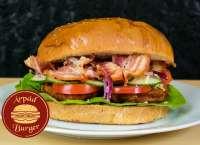 Árpád Burger | Óriás Bacon Burger | Menu24.hu