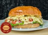 Árpád Burger | Giant Árpád Burger | Menu24.hu