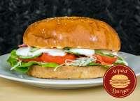Árpád Burger | Giant Vega Burger | Menu24.hu
