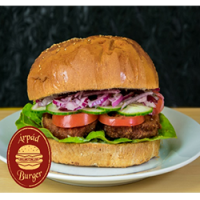 Árpád Burger | Giant Beef Burger | Menu24.hu