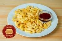 Árpád Burger | Giant French fries | Menu24.hu
