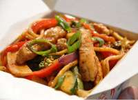 Wok to Box | WHOLE WHEAT NOODLE | Menu24.hu