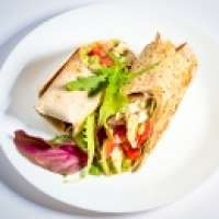 Fit House | Vega wrap | Menu24.hu