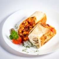 Fit House | Chili con carne wrap | Menu24.hu