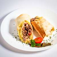 Fit House | Cheeseburger wrap | Menu24.hu
