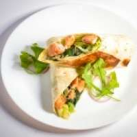 Fit House | Fish wrap | Menu24.hu