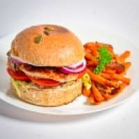 Fit House | Chicken burger | Menu24.hu