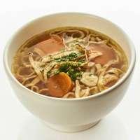 Creppy Palacsinta Bistro Debrecen | Chicken soup with crepe strips | Menu24.hu