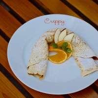 Creppy Palacsinta Bistro Debrecen | Cottage-cheese crepe | Menu24.hu
