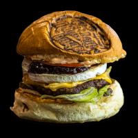 Monkey Burger | Camambert Burger | Menu24.hu