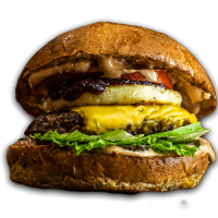 Monkey Burger | Fitt Camambert Burger | Menu24.hu
