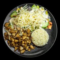 Monkey Burger | Gyros tál rizzsel | Menu24.hu