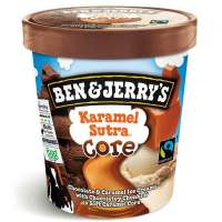 Ben & Jerrys Ice Cream Shop Fagyifutár | Ben & Jerry´s Caramel Sutra 465ml | Menu24.hu