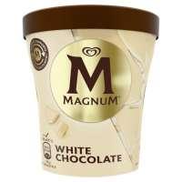 Ben & Jerrys Ice Cream Shop Fagyifutár | Magnum Fehér Csoki 440ml | Menu24.hu