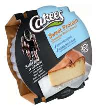 Ben & Jerrys Ice Cream Shop Fagyifutár | Cakees Sweet Protein Cheescake (gluten free, no added sugar) 450g Vanilla | Menu24.hu