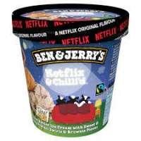 Magnum Ice Cream Shop Fagyifutár | B&J´s Netflix&Chill´d 465ml | Menu24.hu