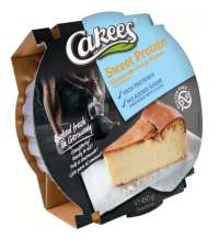 Magnum Ice Cream Shop Fagyifutár | Cakees Sweet Protein Cheescake (gluten free, no added sugar) 450g Orange | Menu24.hu